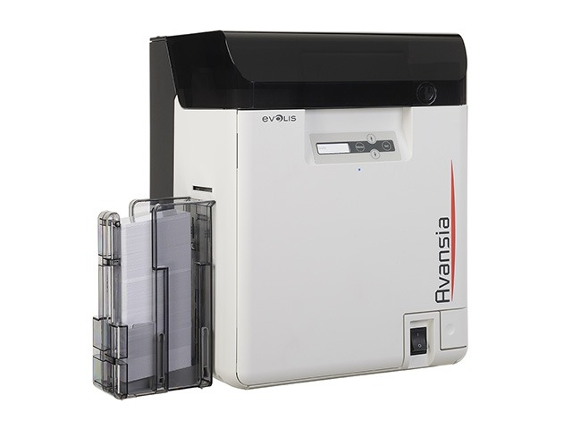 Evolis Avansia Plastic ID Card Printer