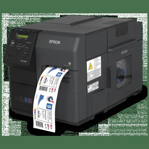 Imprimante d'étiquettes à jet d'encre Epson ColorWork C7500 Series