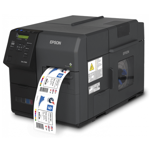 Epson ColorWork C7500 Series Inkjet Label Printer