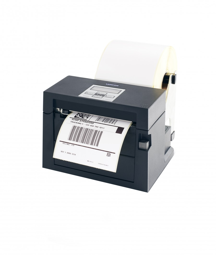 Citizen CL-S400DT Ticket & Label Printer