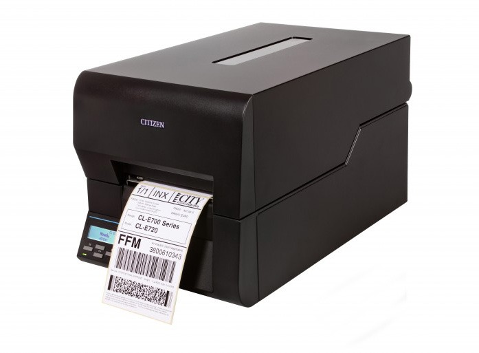 Citizen E720 / E730 Barcode Label Printer