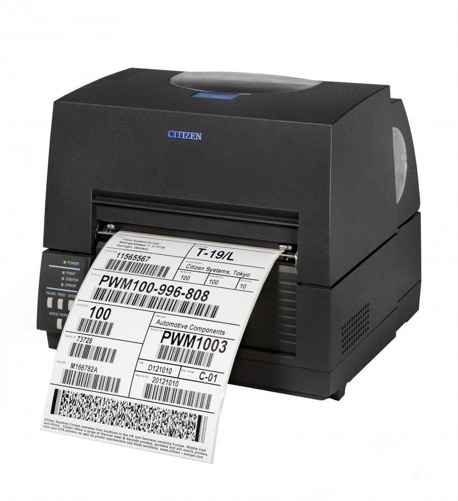Citizen CL-S6621 Barcode Label Printer