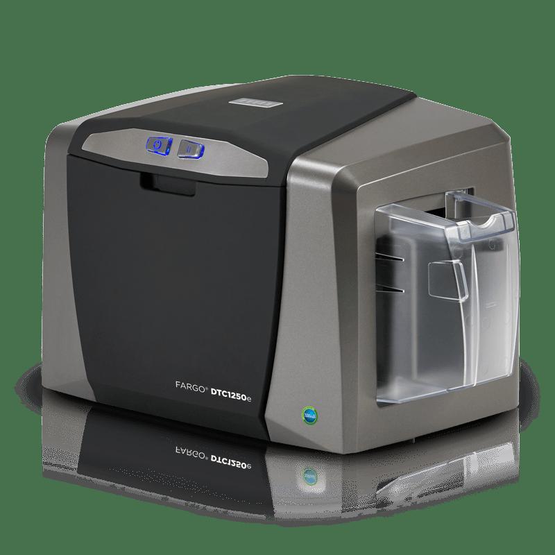HID® FARGO® DTC1250e Direct-to-Card Printer
