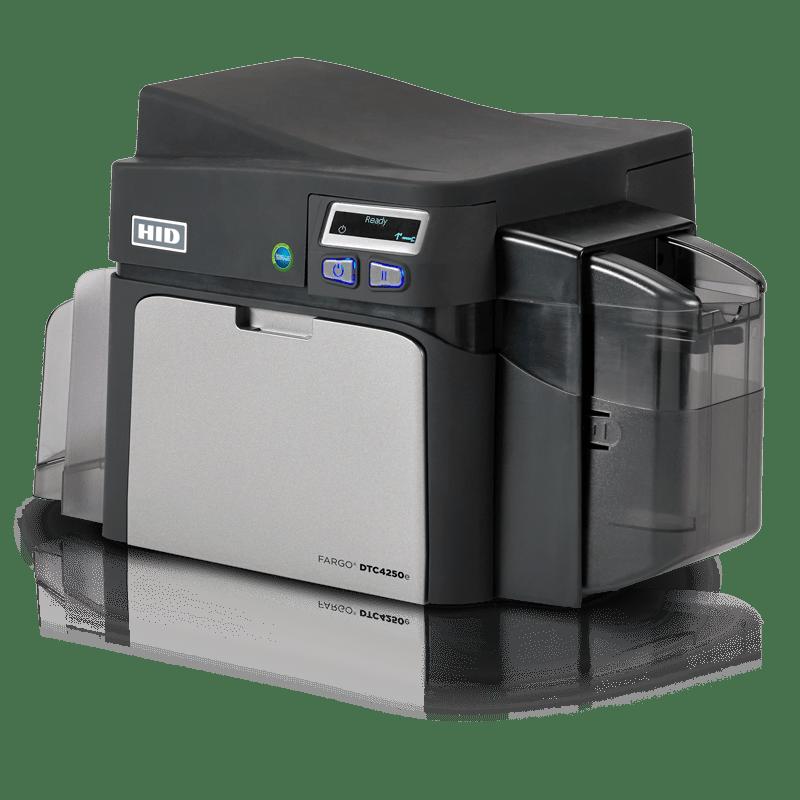 HID® FARGO® DTC4250e Direct-to-Card Printer