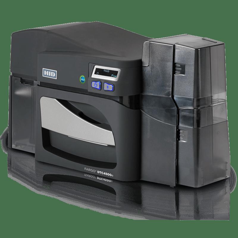 HID® FARGO® HDP4500e High Capacity Plastic Card Printer