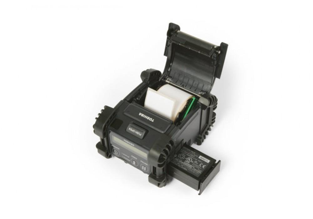 Imprimante d'étiquettes et de reçus mobile Toshiba B-EP2DL