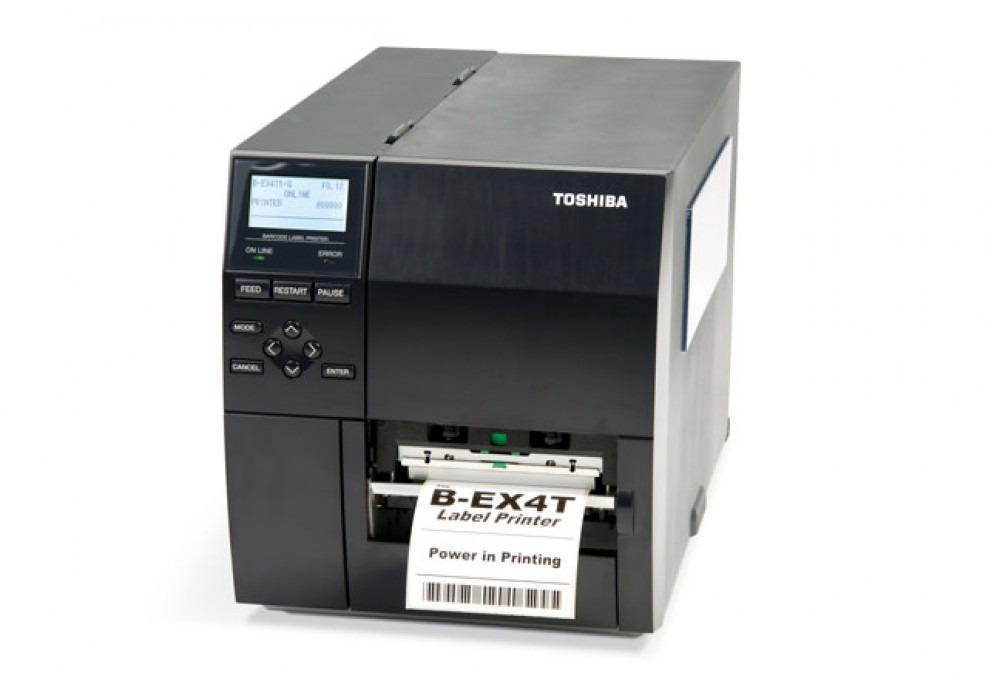 Imprimante de codes à barres Toshiba B-EX4T1
