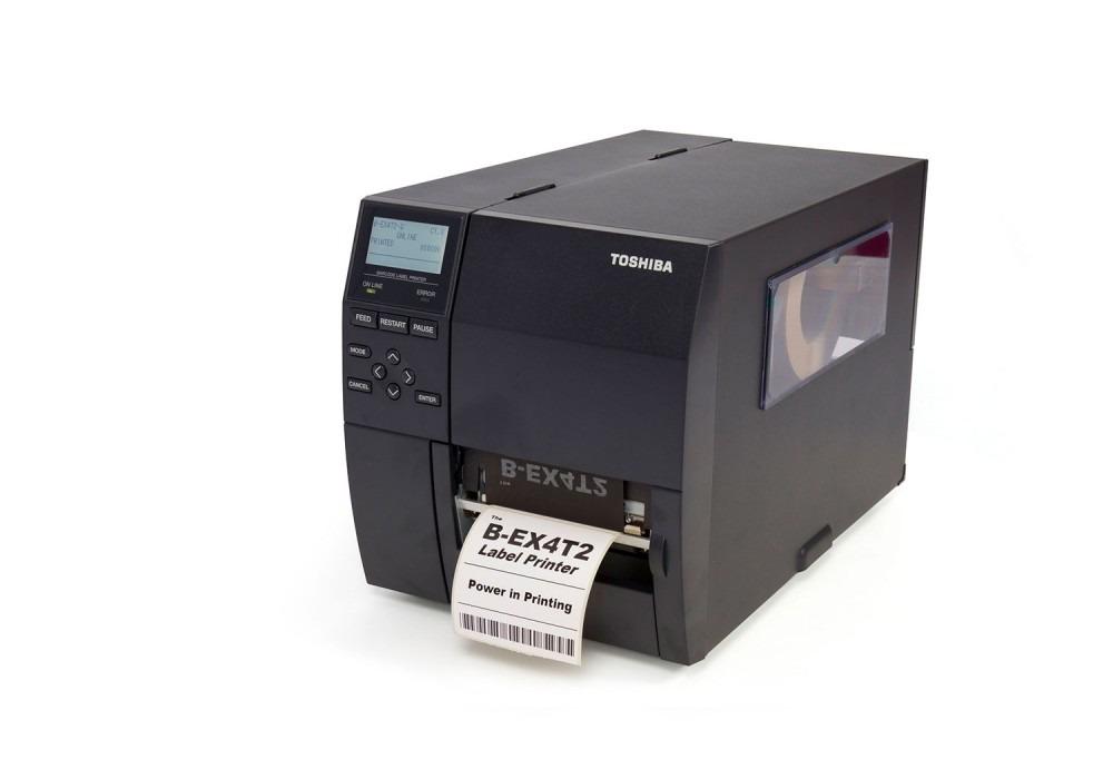 Imprimante de codes à barres Toshiba B-EX4T2