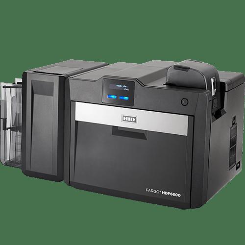 HID® FARGO® HDP6600 Card Printer & Encoder