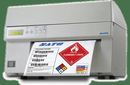 Imprimante de codes à barres SATO M10e
