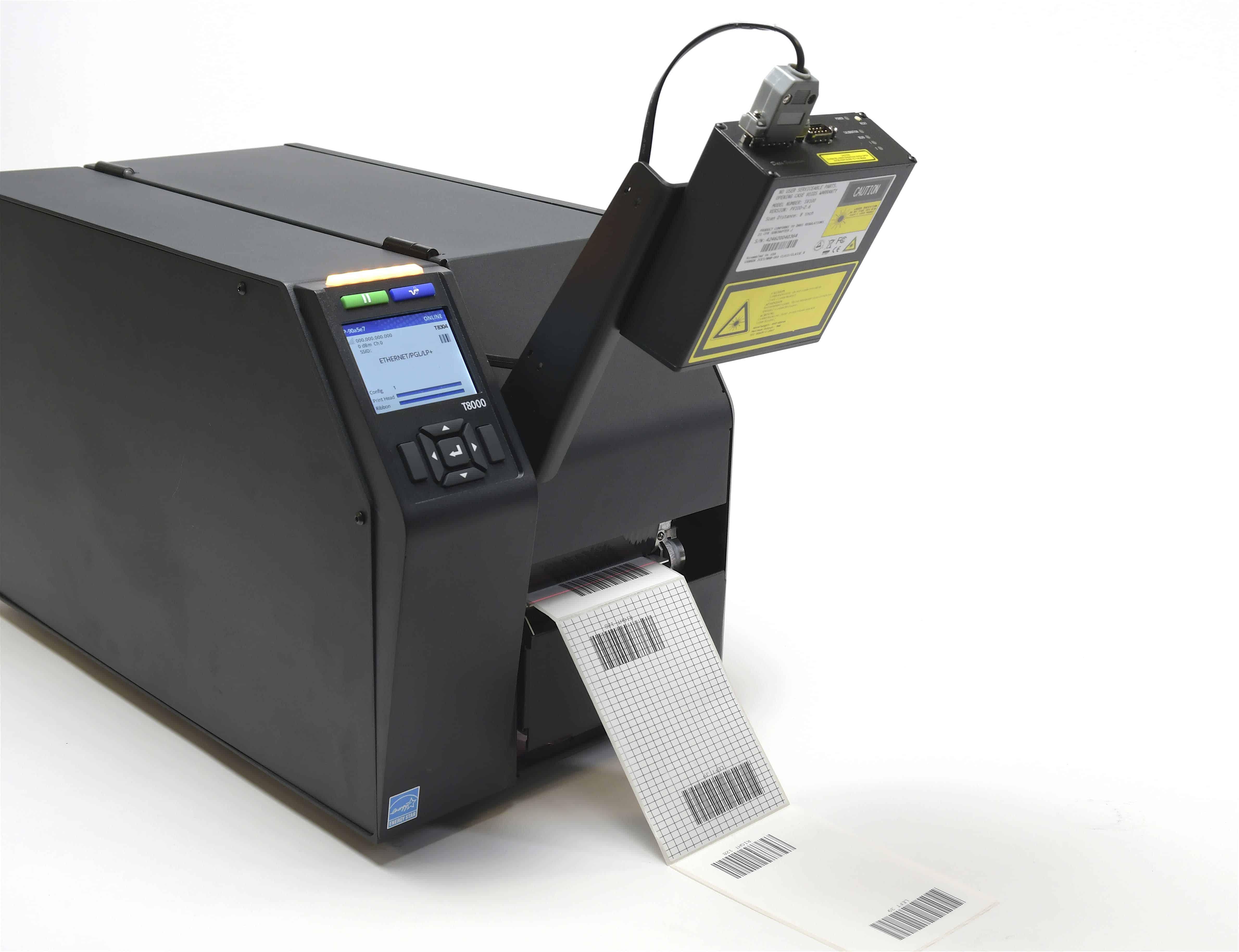 Imprimante / valideur de codes à barres Printronix ODV-1D