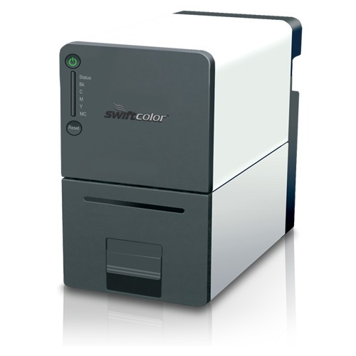 SwiftColor SCL2000P Colour Label Printer
