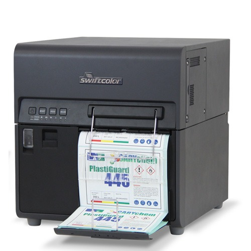 SwiftColor SCL8000P Colour Label Printer