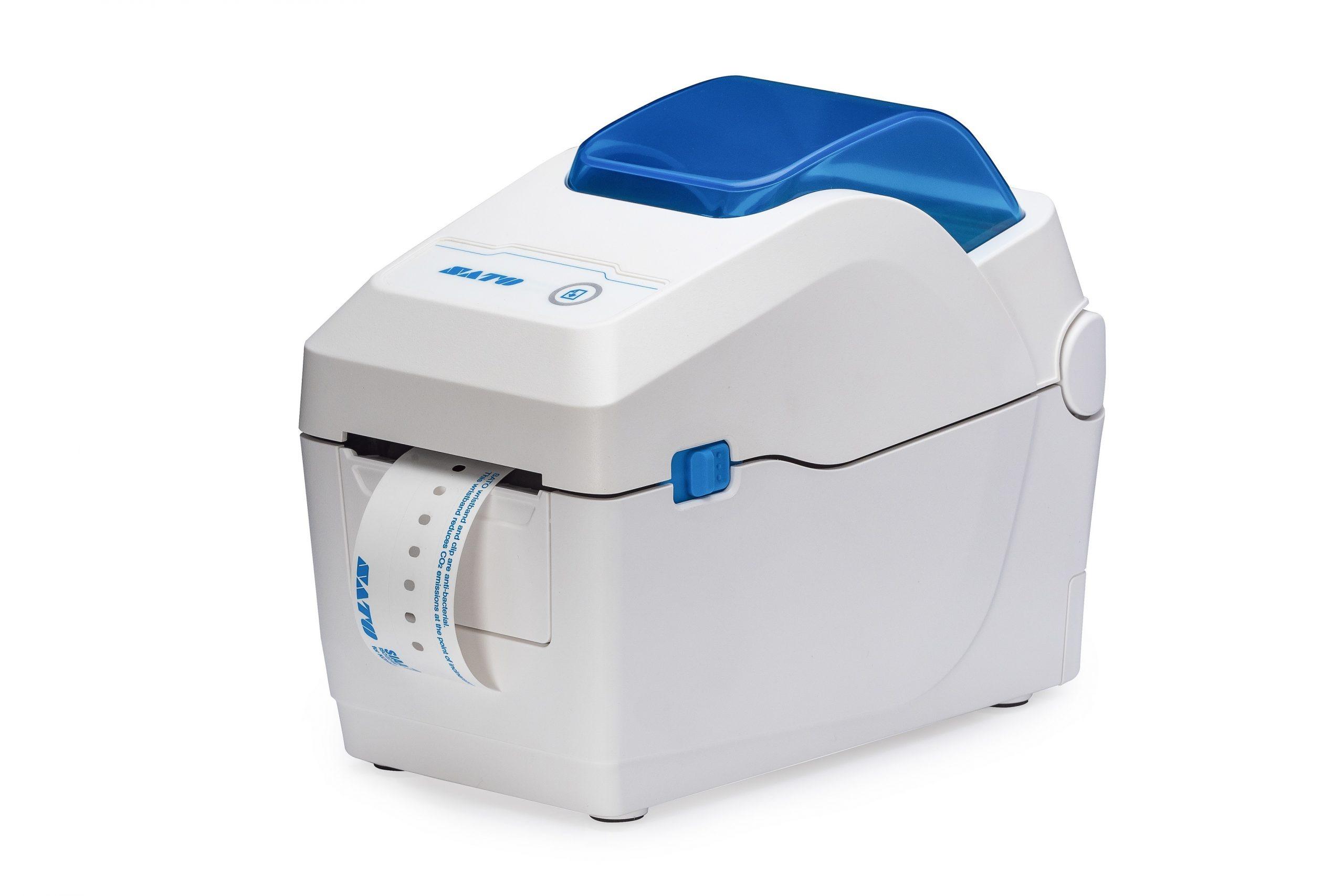 SATO WS2 Healthcare Barcode Printers