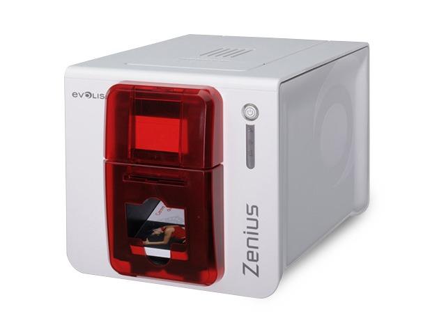 Evolis Zenius Plastic ID Ca