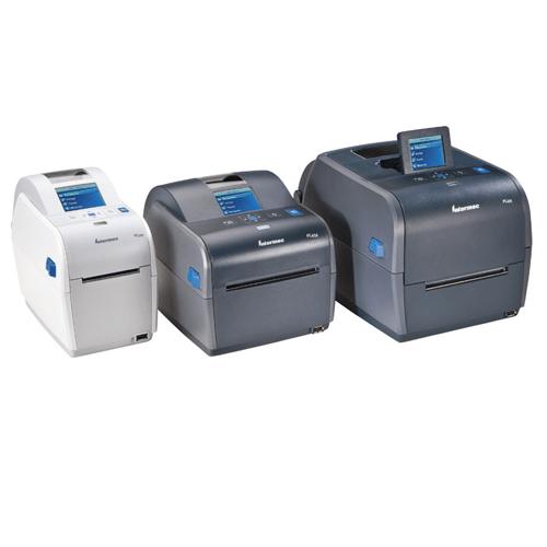 Honeywell PC23/PC43 Desktop Barcode Label Printer