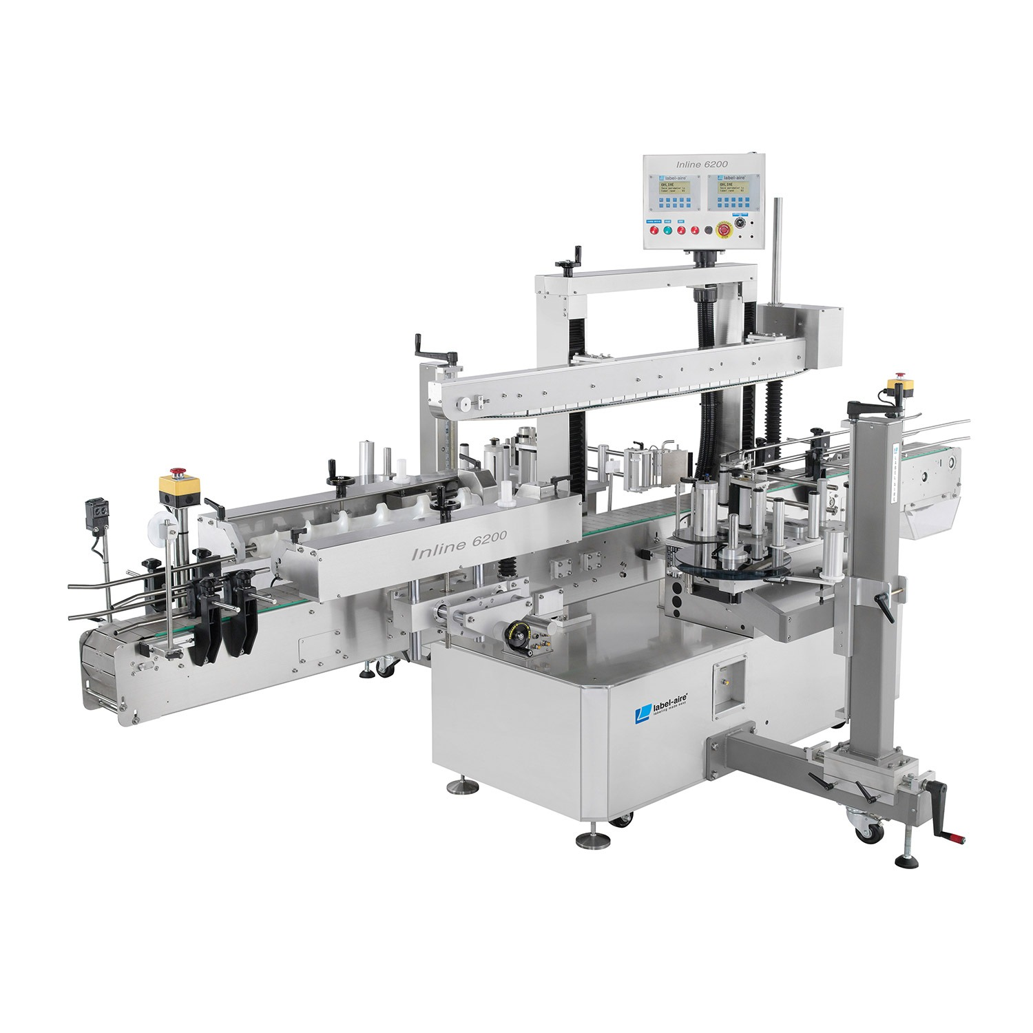 Label-Aire Inline 6200 Labeling System