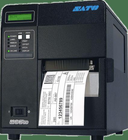 Imprimantes de codes à barres SATO série M84Pro