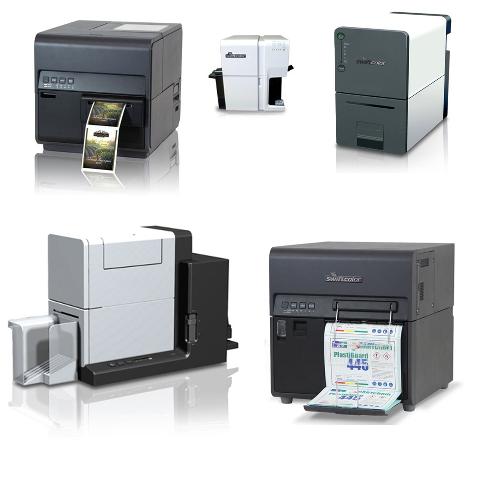 SwiftColor Color Label Printers