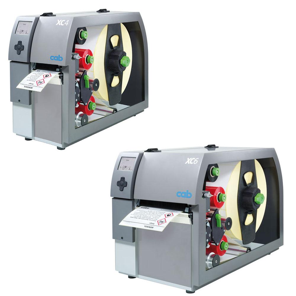 Cab XC Printers