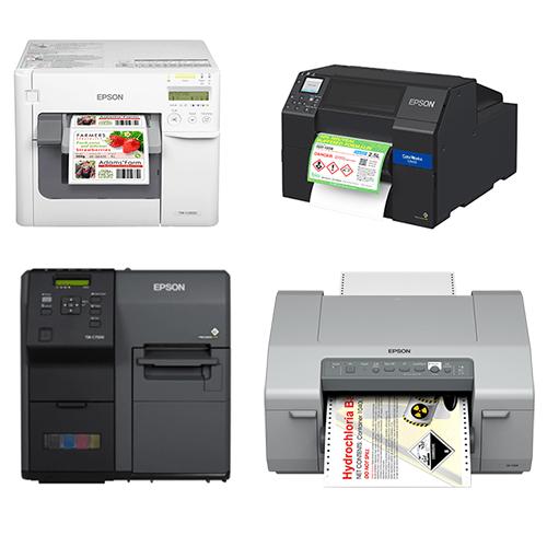 Epson Colour Label Printers