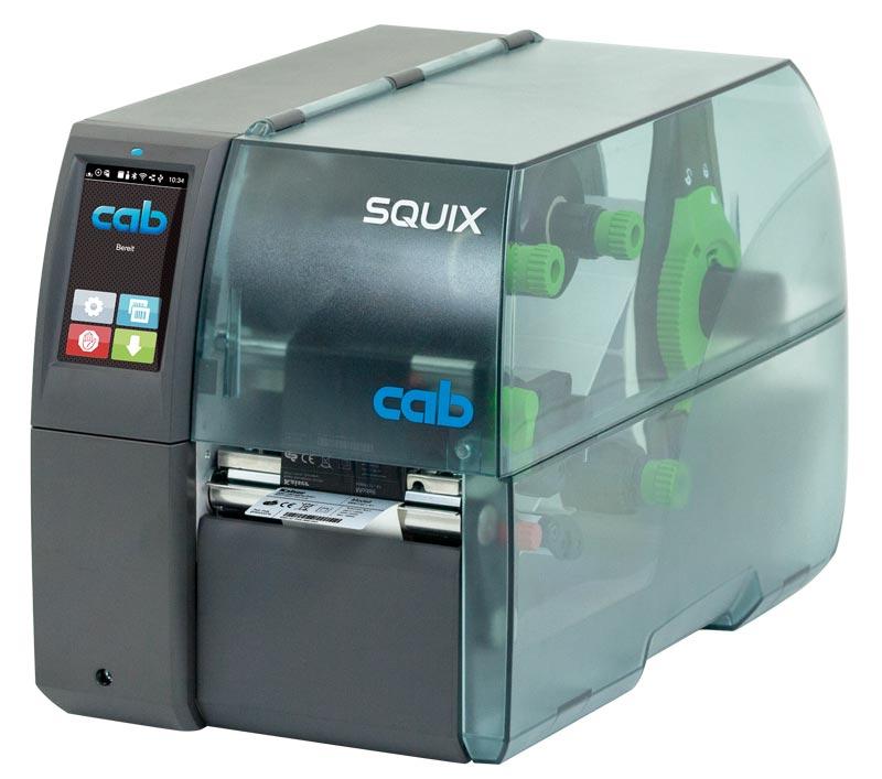 Cab Squix 4M