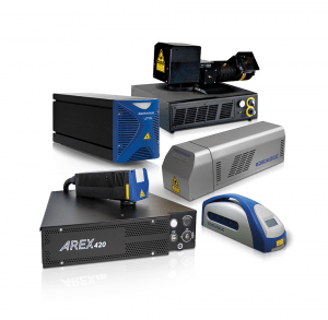 Laser Marking Systems Available from Ahearn & Soper