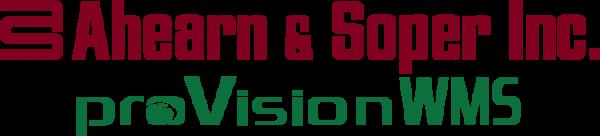 Ahearn & Soper | proVision WMS