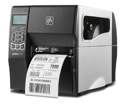 Zebra ZT200 Series Industrial Printer