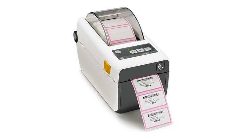 Zebra zd410 Healthcare Printer