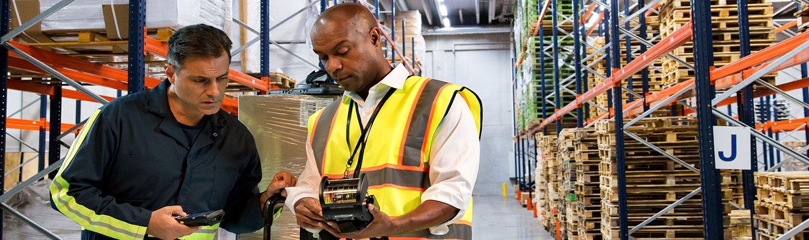 Les solutions industrielles Zebra sont conçues pour les défis de votre environnement