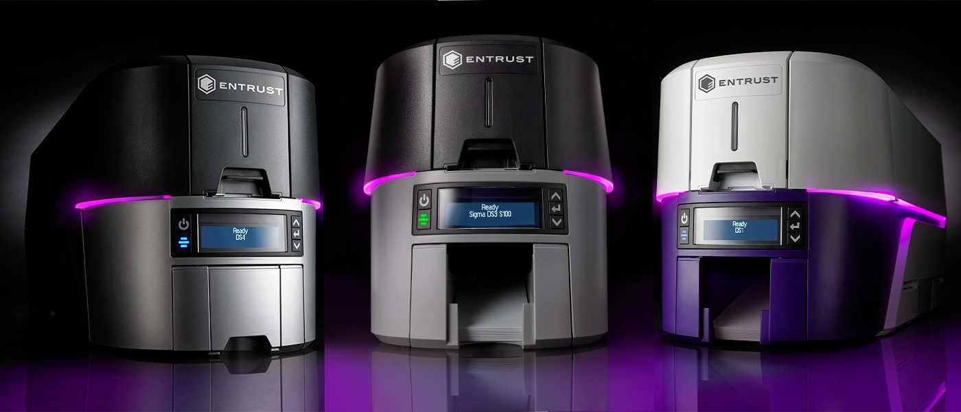 Entrust launches the new Sigma Series ID Card Printers