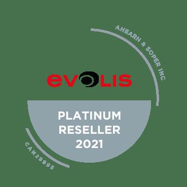 Evolis Platinum Reseller 2021