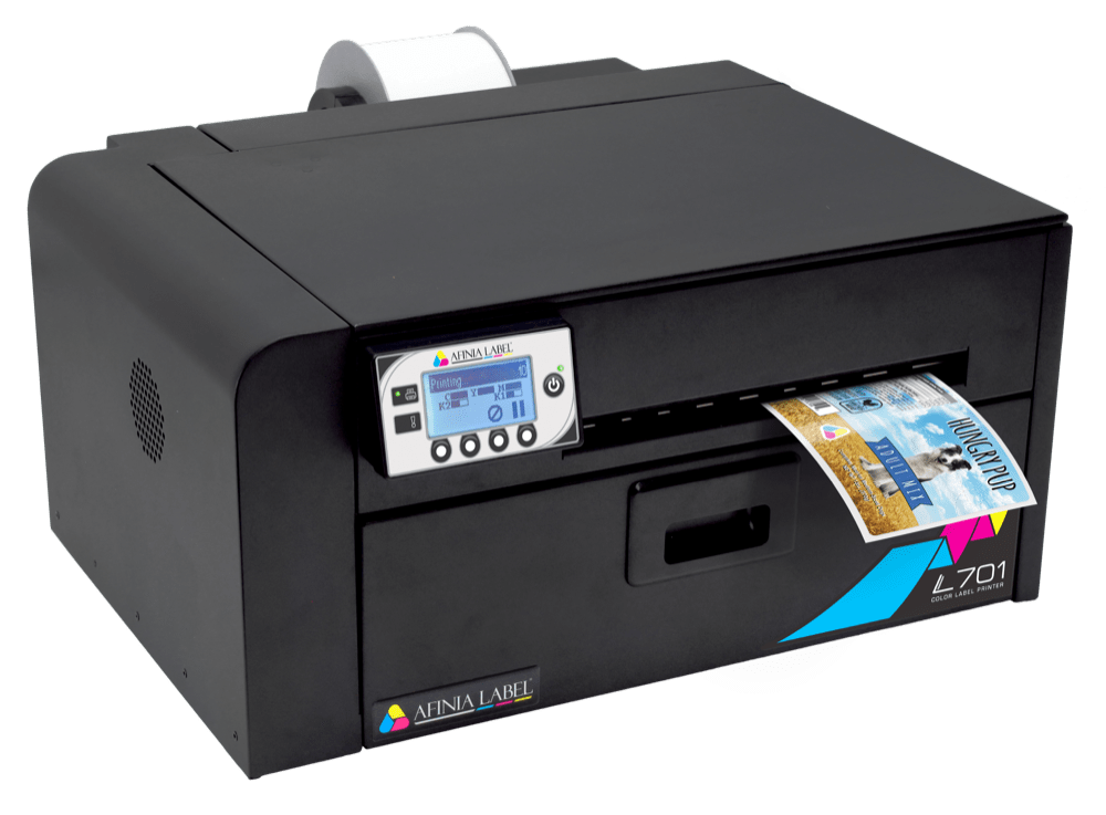 L701 Digital Colour Label Printer